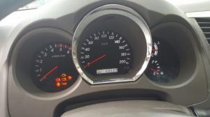 Bán Toyota Fortuner G máy dầu số sàn sản xuất 2011 màu bạc