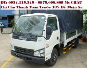 Xe tải isuzu 1.4 tấn- isuzu 1T4- isuzu 1 Tấn 4- isuzu 1.4T- isuzu 1t4- isuzu 1.4t trả góp giá rẻ.