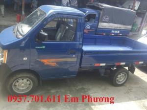 Xe tải nhỏ dongben 870kg động cơ GM mỹ trả góp 90%