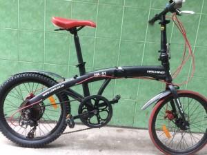 Xe đạp xếp Nhật