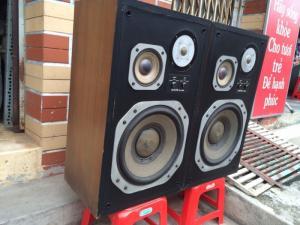 Loa Diatone DS-38B, 80w, Bass 30