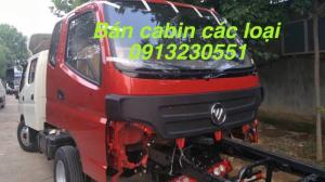 Bán cabin trường hải thaco ollin, dongfeng,...