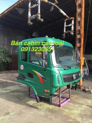 Bán cabin xe cuu long tmt, trường giang, Việt...