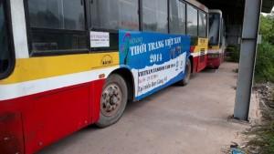 Xe Bus cũ Trung Quốc 2006 , Giá Rẻ , Xe Chạy Hoạt Động Bình Thường