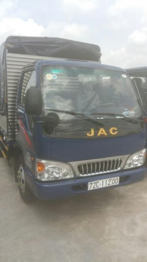 Xe tải Jac 2t4 mới 100%