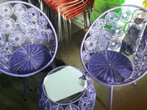 Bàn ghế Cafe mẫu mới 100%