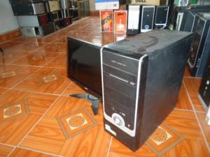 Máy tính bàn chơi game H61+ màn hình acer giá rẻ