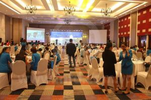 Ngày hộ 4S Honda Thạch Huệ được tổ chức sự kiện MTD thực hiện