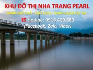 Đất Nền Khu Đô Thị Nha Trang Pearl - cơn sốt thị trường đất nền