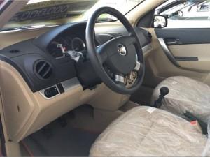 Chevrolet Aveo sedan 5 chỗ giá cực sốc