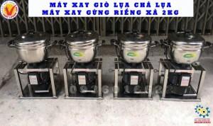 Máy xay giò chả mini loại 2kg - 1100w hàng Việt Nam