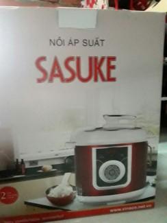 Nồi áp suất hiệu SASUKE