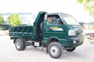 Dòng xe tải Ben Chiến Thắng trọng tải 1,2 Tấn động cơ Diesel