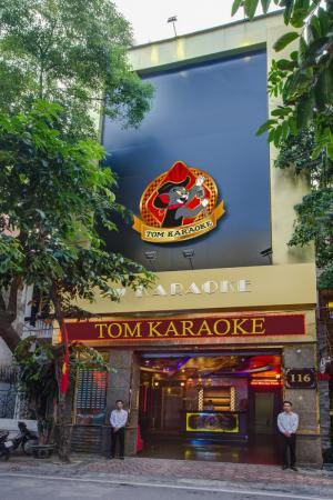 Quán karaoke trung tâm Hà nội