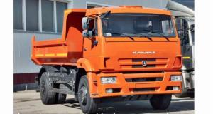 Kamaz 53605 4X4 Sản Xuất Tại Nga