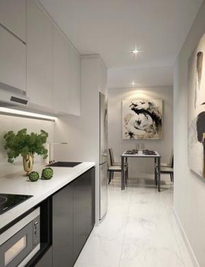 Căn hộ Luxury Residence tiêu chuẩn Singapore