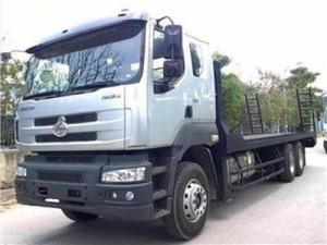 Xe nâng đầu chở máy công trình 12 tấn