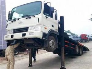 Xe nâng đầu chở máy công trình, Xe nâng đầu chở máy công trình 6 tấn