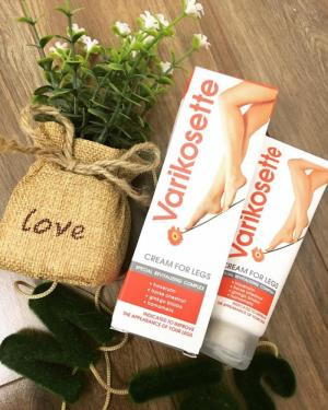 Kem Varikosette chữa suy giãn tĩnh mạch