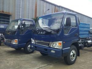 Đại lý  xe tải jac HFC1061K3 5 tấn 4.99 tấn máy dongfeng hỗ trợ trả góp giá tốt