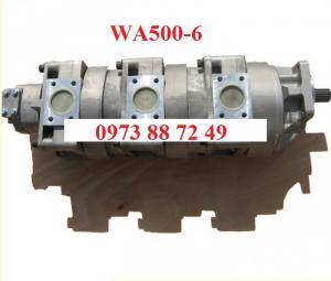 Bơm WA500-6/ Pump hydraulic WA500-6.
