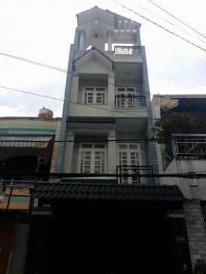 Nhà đúc 3.5 tấm đường Miếu Gò Xoài quận Bình Tân