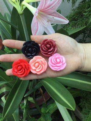 Vỏ hoa hồng 3ce