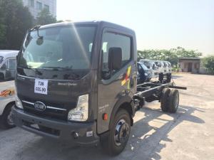 Giá xe tải nissan VT651, tải 6,5 tấn thùng