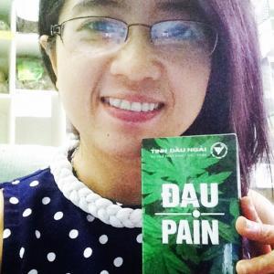 Tinh dầu ngải cứu pain chữa đau nhức cực kì hiệu quả