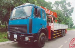 Xe tải Veam VT1100, Tải 11 tấn