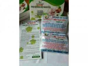 Sản phẩm hỗ trợ phụ khoa họ Nguyễn