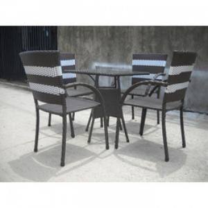 Bàn ghế cà phê sân vườn giá ưu đãi