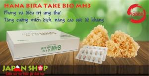 Hana bira take Bio - MH3 (Nấm Súp Lơ) - Phòng và hỗ trợ ung thư