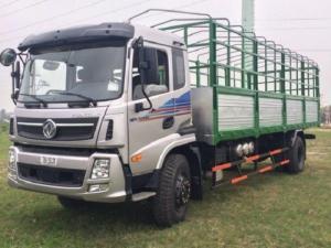 Giá rẻ- Xe tải DongFeng 2 cầu 8.7 tấn ( xe tải DongFeng Trường Giang 8T7 8.7T 8t7 8.7t) 2 cầu thật.
