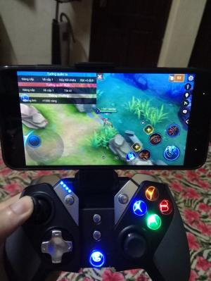 Bán tay cầm Gamesir G4s không dây mới 100%