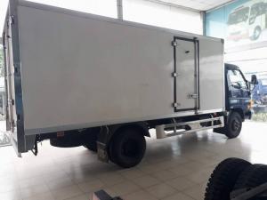 Hyundai Đô thành xe bảo ôn xe hyundai đô thành xe hd99 xe thùng bảo ôn hyundai xe hd99 bán trả góp