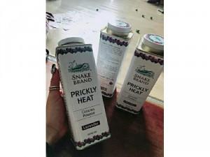 Phấn lạnh Snake Brand