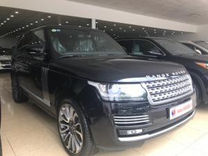Bán Range Rover Autobiography 5.0 màu đen xe đẹp không tỳ vết