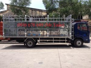 Xe tải Hót nhất hiện nay Faw 7,31 tấn,thùng dài 6,25m.Giá tốt nhất thị trường