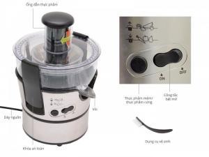 Sửa máy xay sinh tố Tefal