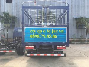 Xe tải JAC 4.95T HFC1048K-giá rẻ, chuyên chở tốt