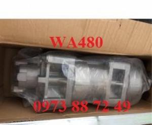 Bơm thủy lực WA480-5.