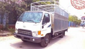 Hyundai HD650 đóng thùng trở gia súc