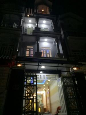 Nhà đường 1 sẹc Lê Văn Quới quận Bình Tân