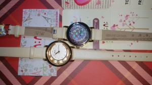 Đồng hồ 3D- Mini Watch World nữ MN 2055
