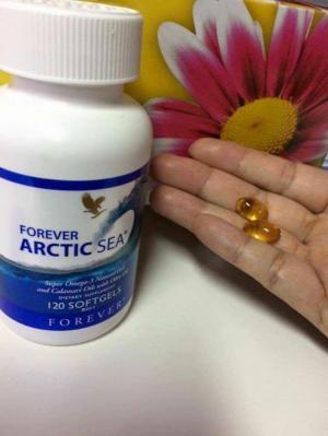 Viên Dầu Cá ( Forever Arctic Sea)