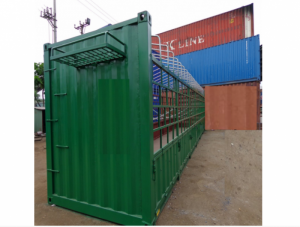 Thùng xe container 40 feet