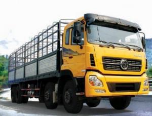 Xe tải dongfeng 4 chân/ xe tải dongfeng trường giang 4 chân giá rẻ/ xe tải 4 chân 19 tấn