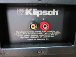 Loa klipsch (made in usa)