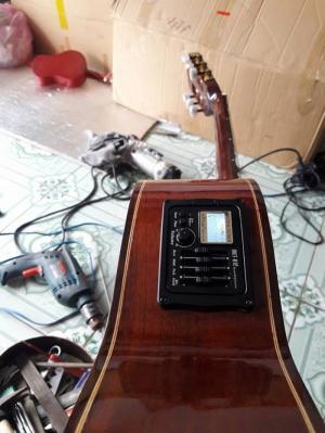 Nhận lắp gắn EQ Cho Đàn Guitar ở Biên Hòa